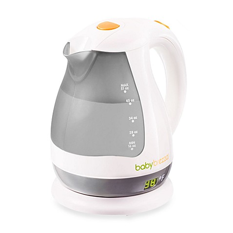 Baby Brezza 174 Temp Control Water Kettle Bed Bath Amp Beyond