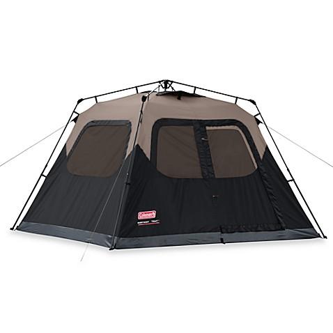 Coleman® 6-Person Instant Tent  sc 1 st  Bed Bath u0026 Beyond & Coleman® 6-Person Instant Tent - Bed Bath u0026 Beyond