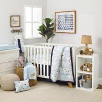 NoJo® Dreamer Little Explorer 8-Piece Crib Bedding Set in Navy
