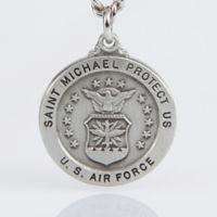 St. Michael 24-Inch Men's Air Force Pendant