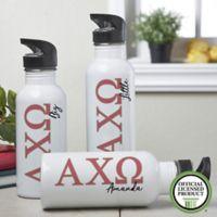 Alpha Chi Omega 20 oz. Water Bottle