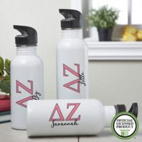 Delta Zeta 20 oz. Water Bottle