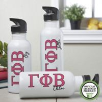 Gamma Phi Beta 20 oz. Water Bottle