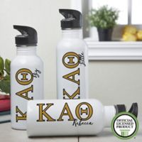 Kappa Alpha Theta 20 oz. Water Bottle