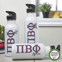 Pi Beta Phi 20 oz. Water Bottle