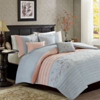 Madison Park Serene Duvet Cover Set