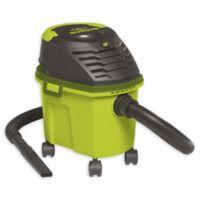 Sun Joe® Bagless Wet/Dry Vacuum in Green