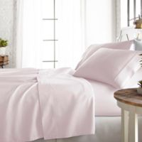 800-Thread-Count King Sheet Set in Blush