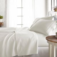 800-Thread-Count Full Sheet Set in Ivory