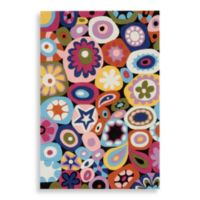 Momeni 'Lil Mo Hipster LMT-5 5-Foot x 7-Foot Area Rug