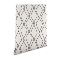 Deny Designs Heather Dutton Fuge Stone 2-Foot x 4-Foot Wallpaper in Beige
