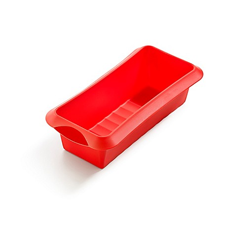 Lékué 5-Cup Silicone Loaf Pan