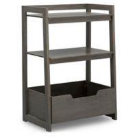 Delta Children Small Ladder Shelf in Crafted Grey