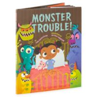 "Sterling Publishing ""Monster Trouble!"" by Lane Fredrickson"