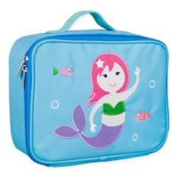 Wildkin Mermaid Lunch Box in Blue