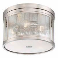 Minka Lavery® Liege 5-Light Pendant Light in Brushed Nickel