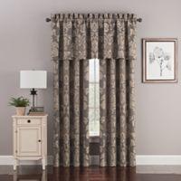 Hanley 84-Inch Rod Pocket Window Curtain Panel Pair in Grey