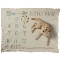 "Primitives by Kathy® ""Little Man"" Swaddle Blanket"