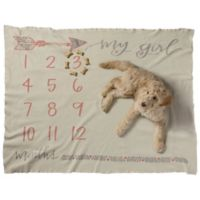 "Primitives by Kathy ""My Girl"" Swaddle Blanket"
