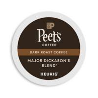 Keurig® K-Cup® Pack 40-Count Peet's Coffee® Major Dickason's Blend Coffee