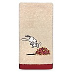 Peanuts™ Harvest Fingertip Towel