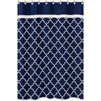 Sweet Jojo Designs Trellis Shower Curtain