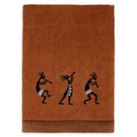 Avanti Zuni Bath Towel in Copper