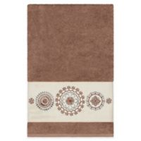 Linum Home Textiles Isabella Bath Towel in Latte