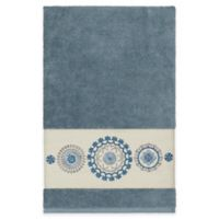 Linum Home Textiles Isabella Bath Towel in Teal