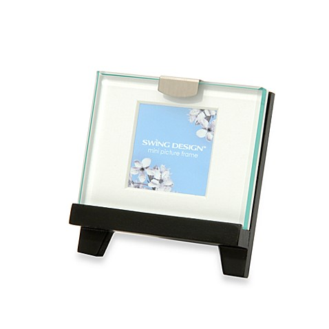 swing design mini easel 2 inch x 2 inch frame - Easel Picture Frame