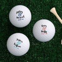 Now & Forever Golf Balls (Set of 12)