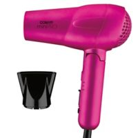 Conair® Mini Pro Tourmaline Ceramic™ Hair Dryer in Pink