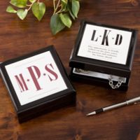 For Him Keepsake Box
