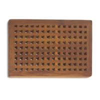 Buy Teak Mats From Bed Bath Amp Beyond