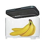 Rubbermaid® Freshworks™ Countertop Extra Large Produce Container with Lid in Grey/Clear