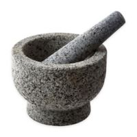 Cole & Mason 5.5-Inch Granite Mortar and Pestle