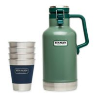 Stanley® Classic 64 oz. 5-Piece Growler and Stacking Tumbler Gift Set in Green