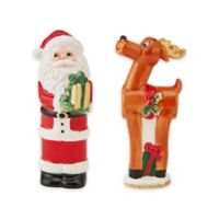 Fitz and Floyd® Reagan White House Toyland Christmas Salt and Pepper Shakers