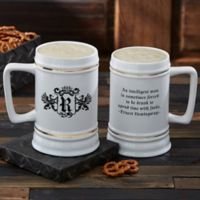 Famous Quotes Beer Stein