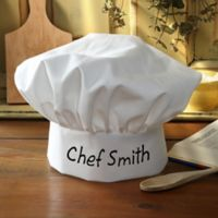 You Name It Chef Hat