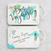 The Journey Luggage Tags (Set of 2)