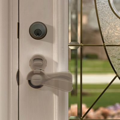 KidCo® Door Lever Lock In Clear