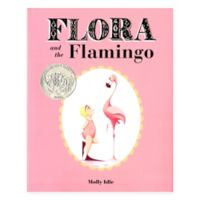 """Chronicle Books """"Flora and the Flamingo"""" by Molly Idle"""