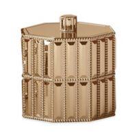 NuSteel Glitz Gold Jar with Lid