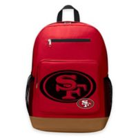 NFL San Francisco 49ers Playmaker Backpack