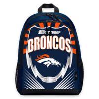 """The Northwest NFL Denver Broncos """"Lightning"""" Backpack"""