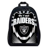 "The Northwest NFL Oakland Raiders ""Lightning"" Backpack"