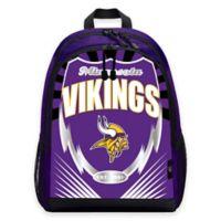 """The Northwest NFL Minnesota Vikings """"Lightning"""" Backpack"""