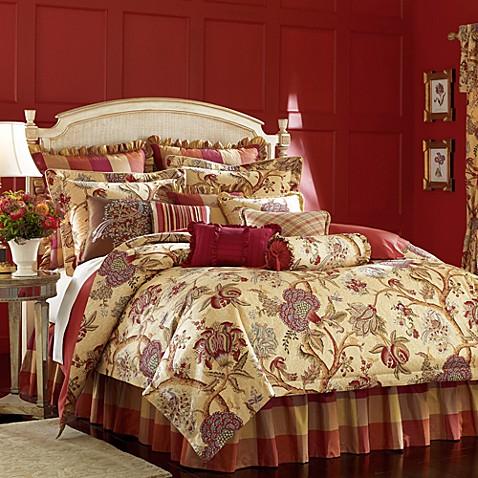 Rose Tree Shenandoah Comforter Set 100 Cotton Bed Bath