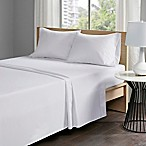 Sleep Philosophy COPPER TOUCH™ Copper-Infused Queen Sheet Set in White